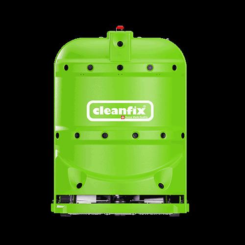 light green robotic floor scrubber RA660 Navi XL from Cleanfix